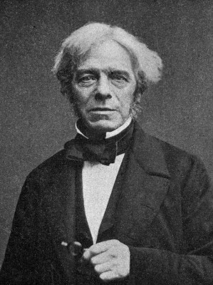 Photograph of Michael Faraday taken by John Watkins in the 1860s (Image via Wikimedia Commons)